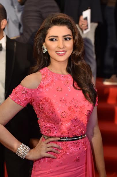 الإعلامية المغربية مريم سعيد