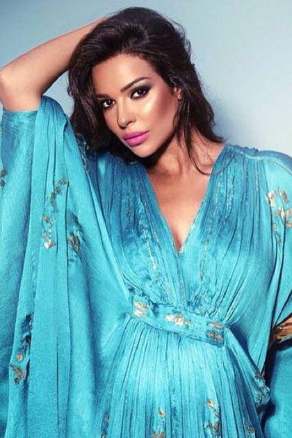 الممثلة اللبنانية نادين نسيب نجيم