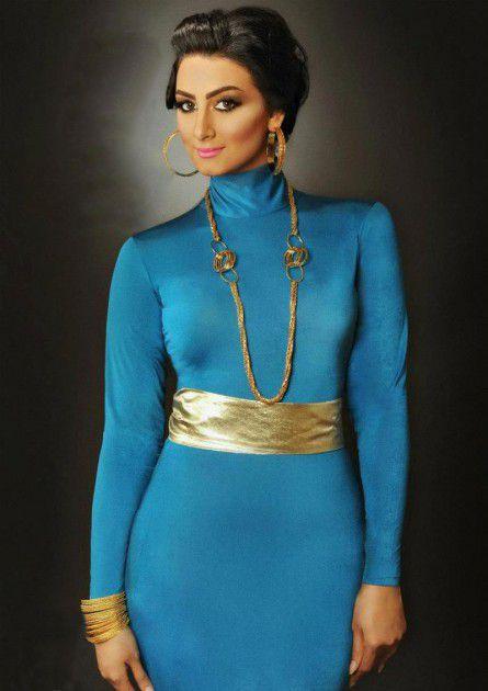 الفنانة البحرينية هيفاء حسين