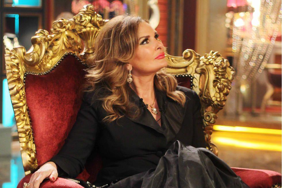 الممثلة المصرية يسرا