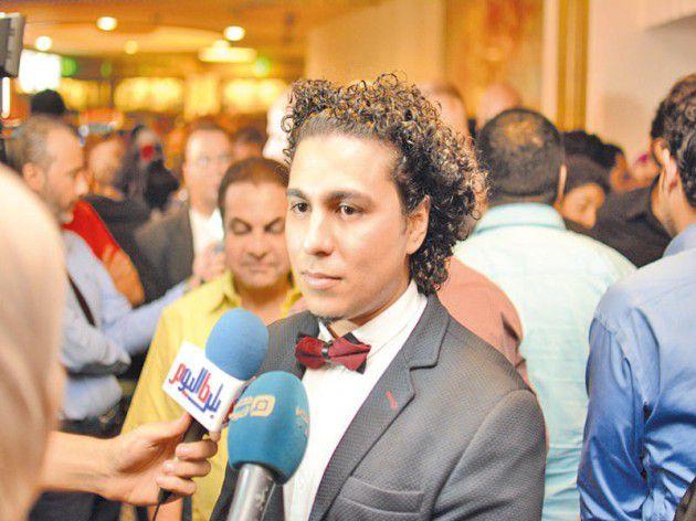 المخرج المصري ابرام نشأت