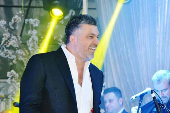 الفنان اللبناني فارس كرم في آخر حفلاته