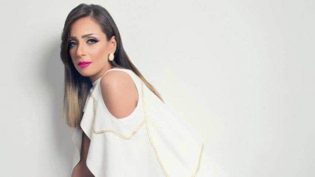 الممثلة المصرية ريم البارودي