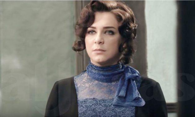 الممثلة السورية سلاف فواخرجي