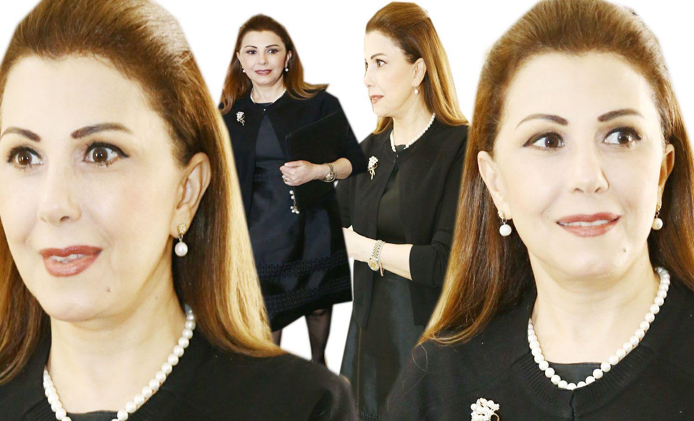 المطربة اللبنانية ماجدة الرومي