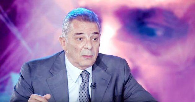 الممثل المصري محمود حميدة