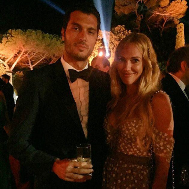 النجمة التركية مريم أوزرلي برفقة حبيبها السابق رجل الأعمال ألب أوزجان