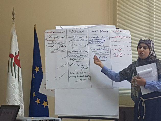 """كواليس مشروع """"الدعم التقني لتعزيز التنمية الشبابية في لبنان"""