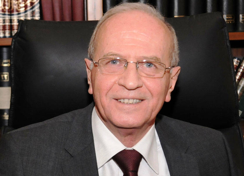 القاضي اللبناني سمير حمود