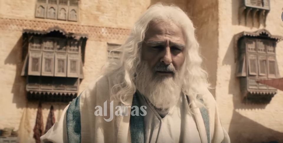 النجم السوري جمال سليمان