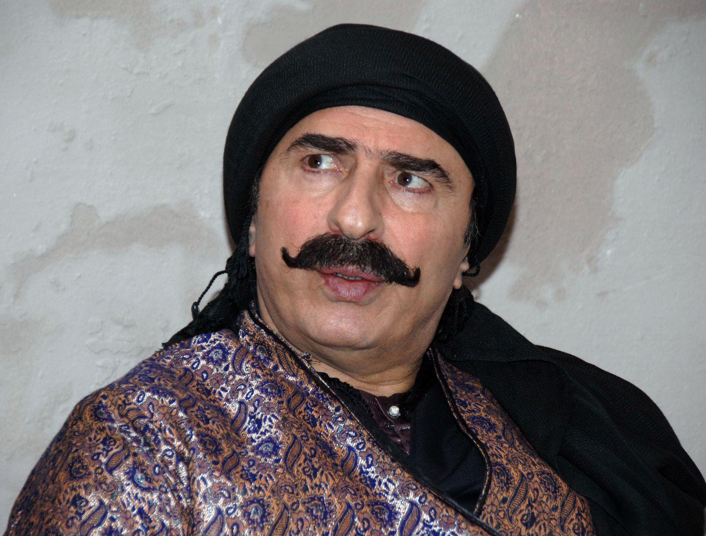 الممثل السوري رشيد عساف