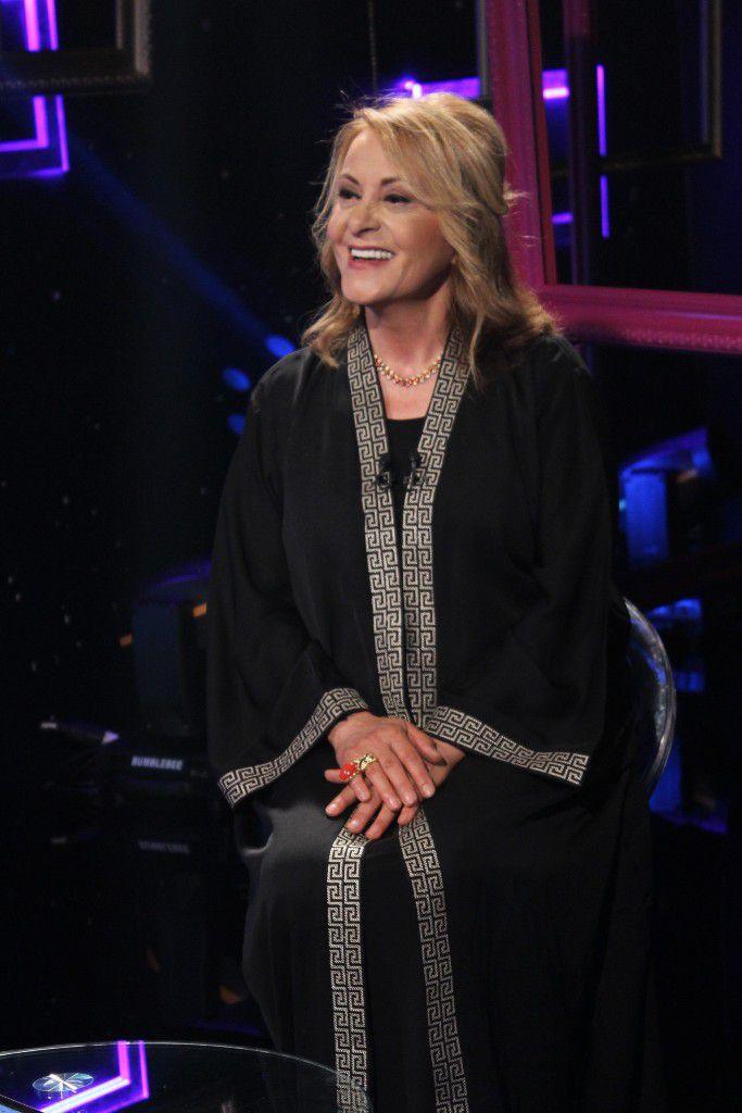الممثلة اللبنانية القديرة رندة كعدي