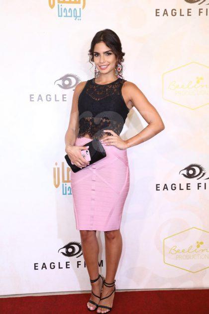 الممثلة اللبنانية ريتا حايك