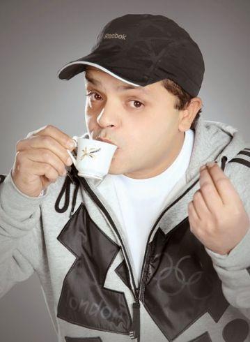 الممثل الكوميدي المصري محمد هنيدي