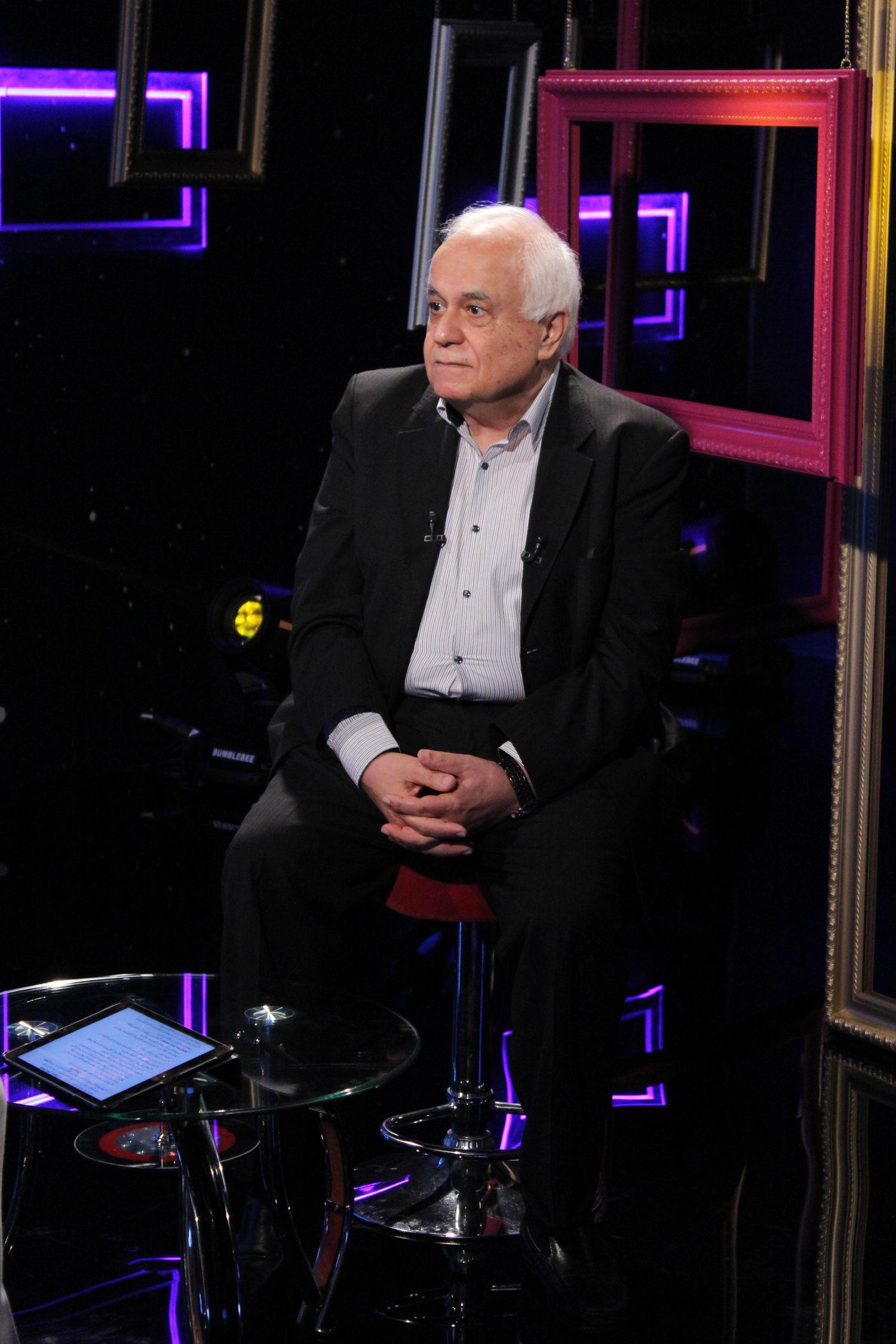 المنتج والكاتب اللبناني مروان نجار