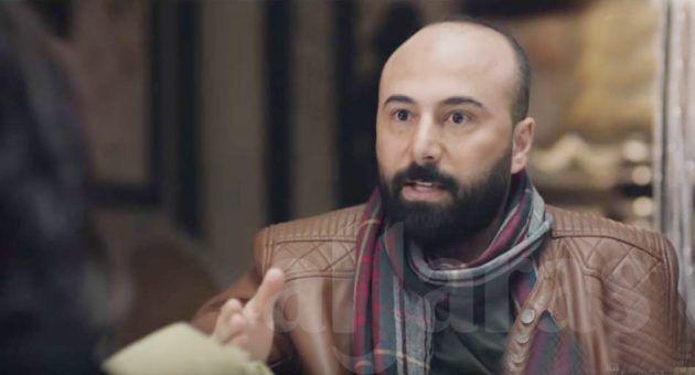محمود متولي بدا ركيكاً في مشاهده مع دينا فؤاد وكأنه مبتدئ؟