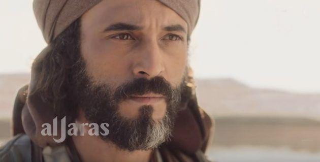 النجم المصري يوسف الشريف في لقطة من مسلسله الأخير (كفر دلهاب)