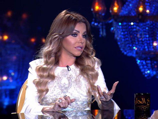 النجمة اللبنانية رزان مغربي