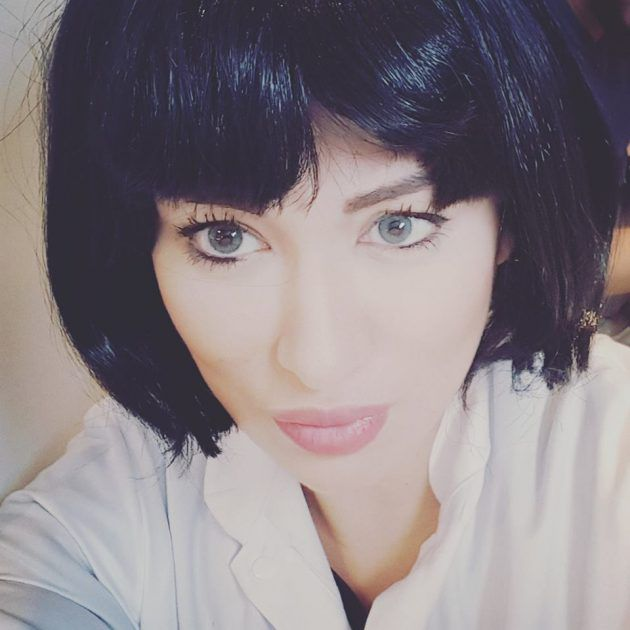النجمة الجزائرية ريم غزالي