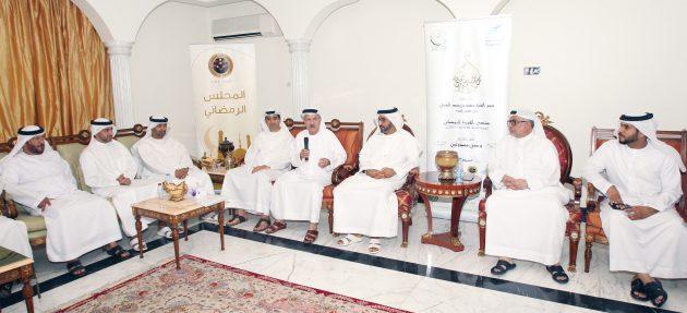 صورة من المجلس