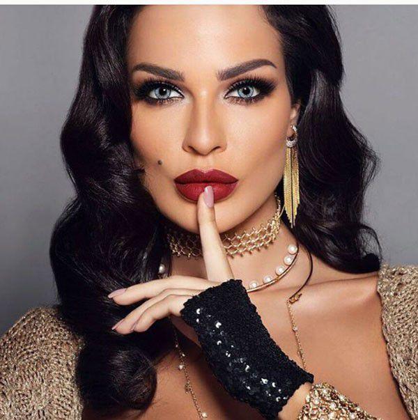 النجمة اللبنانية نادين نجيم