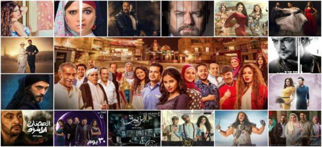 افضل 10 مسلسلات رمضان 2017 Youtube