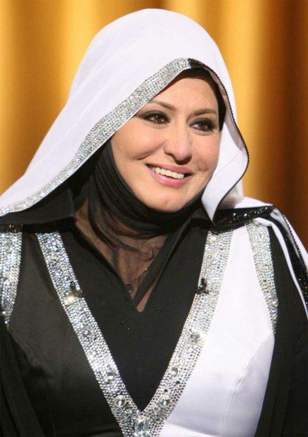 الفنانة المصرية القديرة سهير رمزي