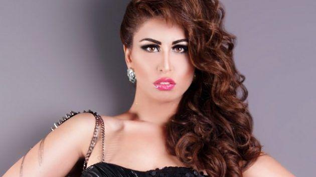 الفنانة الأردنية مي سليم