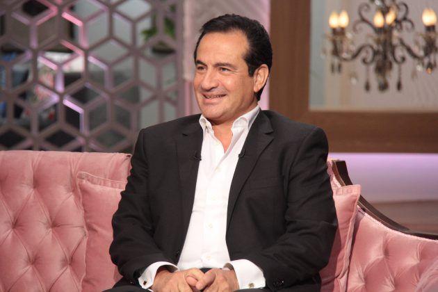 محمد ثروت في لقطة من البرنامج