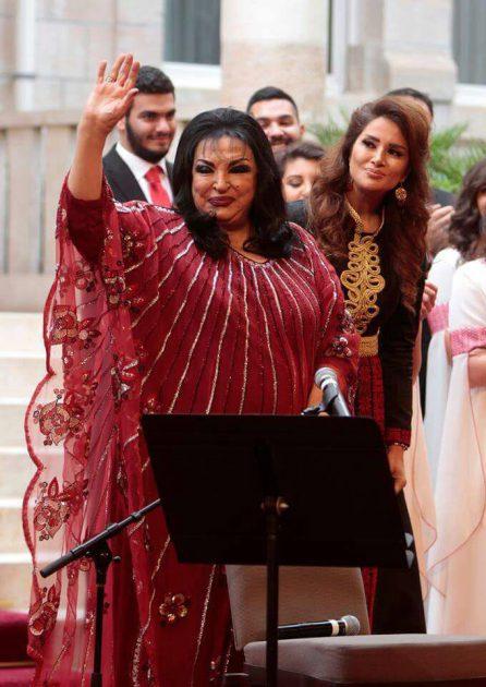 المطربة اللبنانية الكبيرة سميرة توفيق