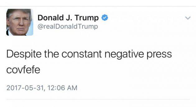 تغريدة الرئيس الأميركي دونالد ترامب