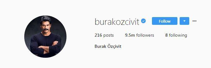 صفحة بوراك أوزجيفيت