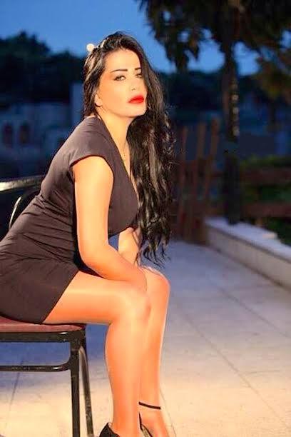 المطربة اللبنانية راشيل الراسي
