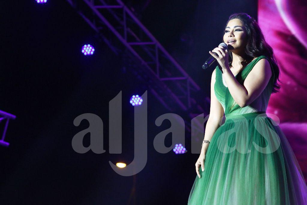 شيرين عبد الوهاب أول نجمة مصرية شابة تحظى بحب الجمهور اللبناني