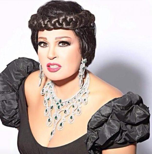 الراقصة المصرية فيفي عبده