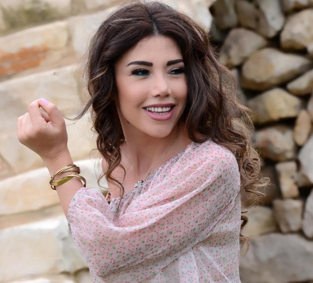 الفنانة اللبنانية لورا خليل
