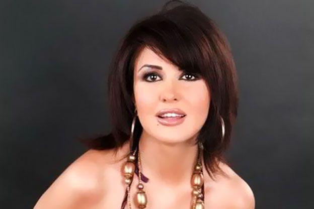 الفنانة اللبنانية مادلين طبر