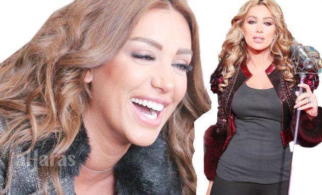 النجمة اللبنانية مايا دياب