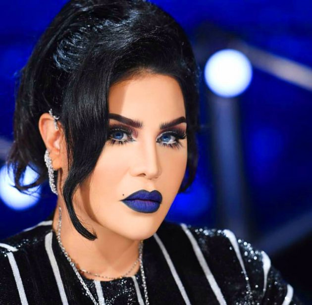 المغنية القطرية أحلام