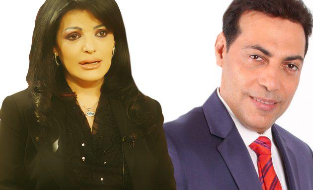 نضال الأحمدية: عمرو دياب احترم عمرك يا ختيار وكف عن طعن شيرين بشرفها