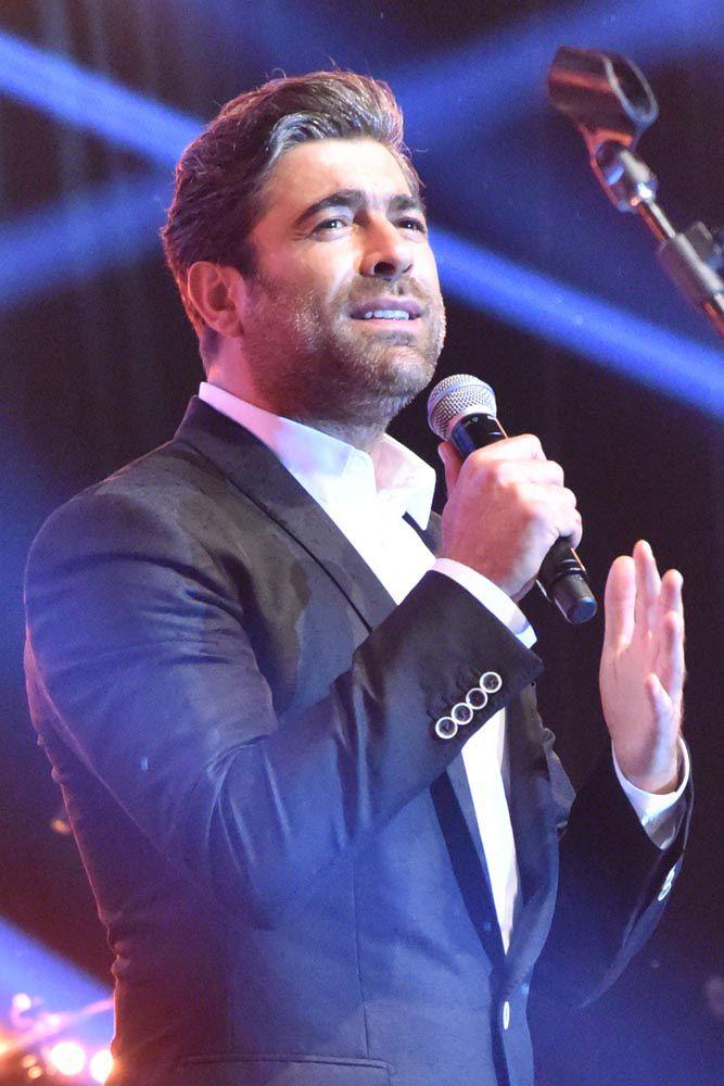 النجم اللبناني وائل كفوري