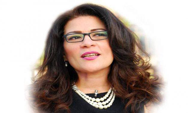 الكاتبة الصحافية فاطمة ناعوت