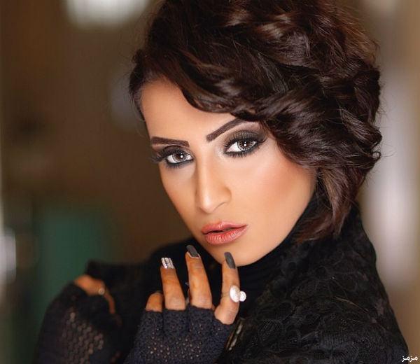 الفنانة والإعلامية السعودية العنود الحربي