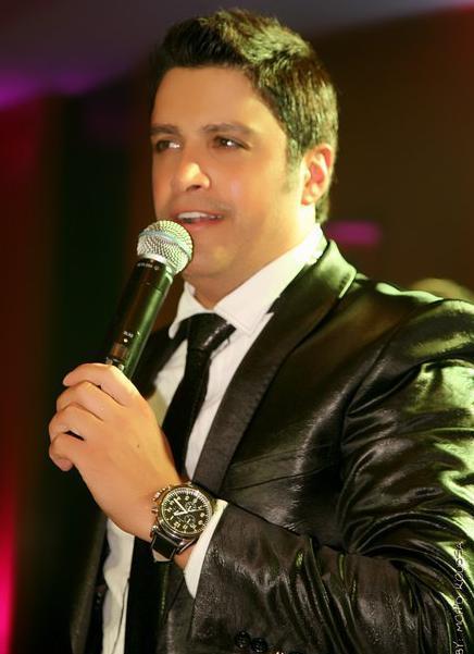 الفنان اللبناني هشام حاج