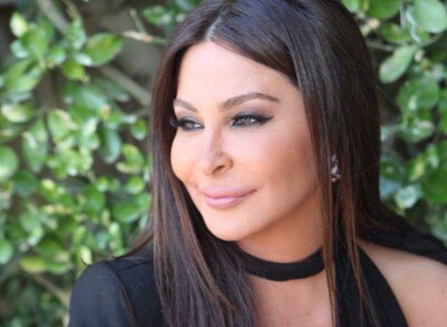 النجمة اللبنانية إليسا من أحدث كليباتها عكس اللي شايفينها