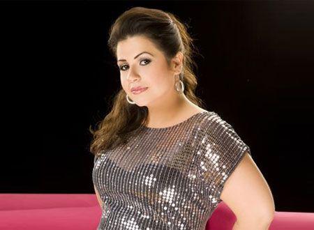 الممثلة المصرية إنجي وجدان