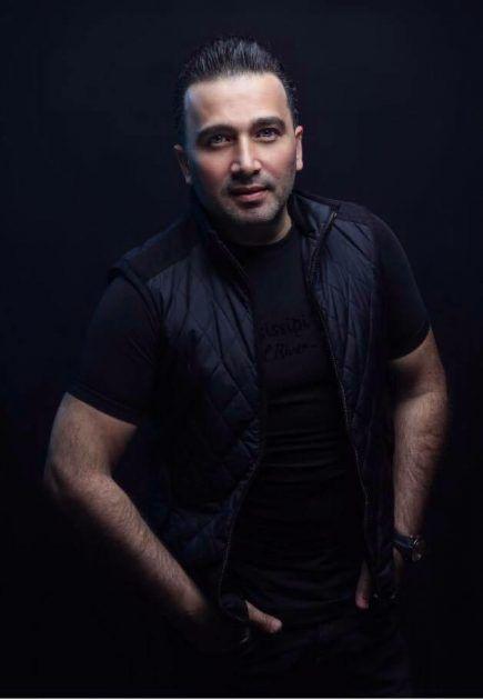 الفنان سعيد أبو الريش
