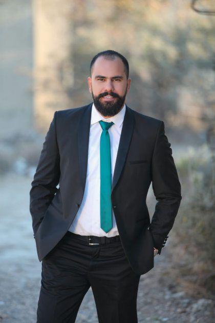 الفنان أحمد حجازي