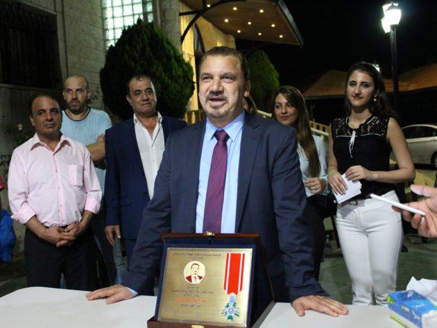 رجل الأعمال المغترب خالد الشيخ