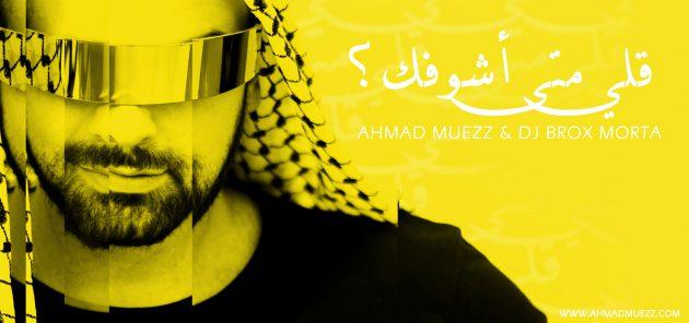الفنان أحمد معز